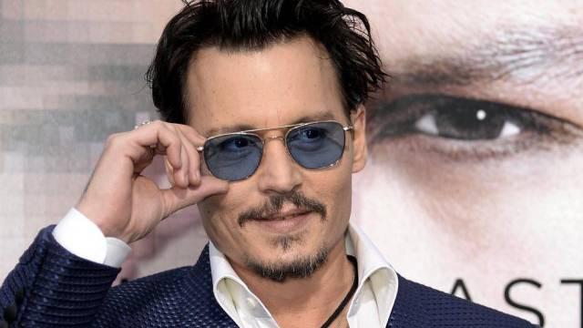 Johnny Depp gibt sich selbstsicher (Key)