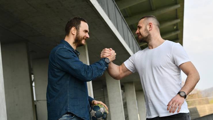 Rares Jurca  und Bruno Kozina
