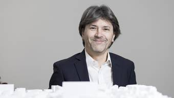 Schlierens neuer Stadtpräsident? Markus Bärtschiger im Stadthaus.