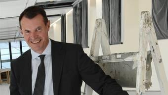 Guy Lachappelle ist der neue Raiffeisen-Präsident.