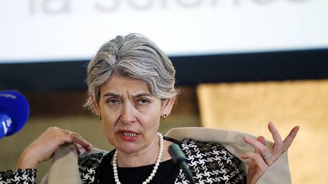 """""""Bildungsziel noch nicht erreicht"""": Unesco-Chefin Bokova (Archiv)"""