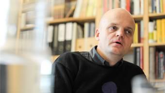 Jurriaan Cooiman leitet mit Culturescapes ein anspruchsvolles Kulturfestival – inhaltlich und was dessen Finanzierung betrifft. Martin Töngi/Archivi
