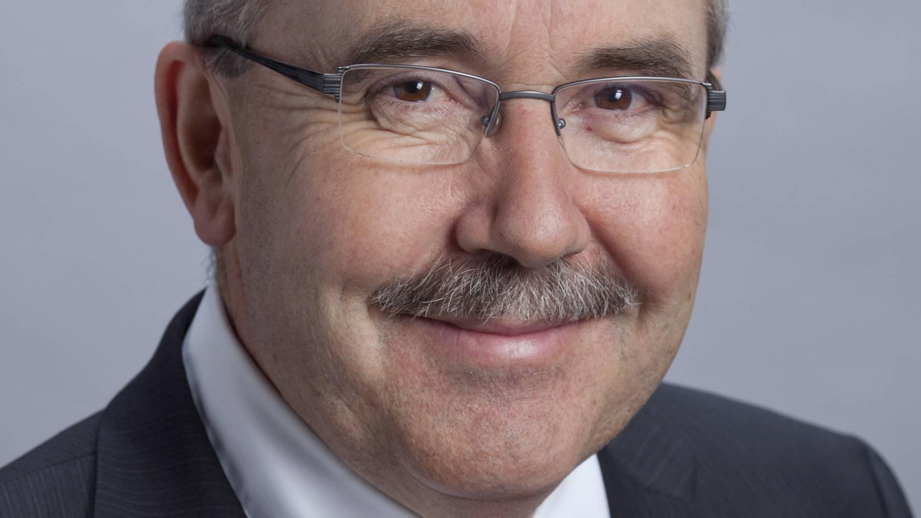 Martin Landolt neuer BDP Präsident