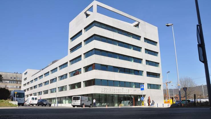 Bezirksgebäude in Dietikon