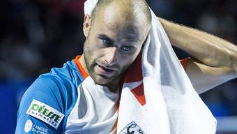 Marius Copil steht in Basel im Final