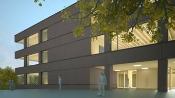 Das neue Primarschulhaus bietet Platz für 18 Abteilungen.