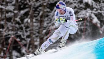 Lindsey Vonn steigert mit zwei Siegen in Garmisch ihr Selbstvertrauen.