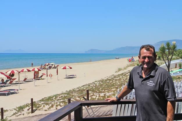 «Der Strandurlaub ist heilig in Italien.»
