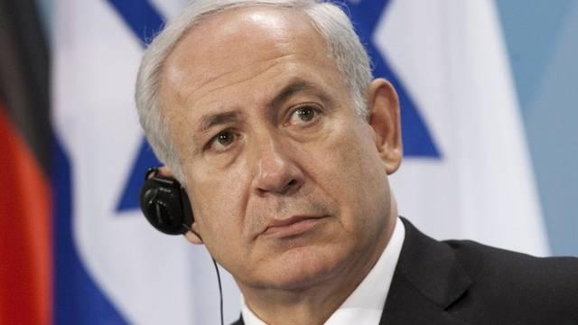 Benjamin Netanjahu macht seine Drohung wahr (Archiv)