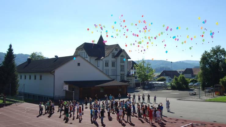 Kreisschule Oberstufe oberes Suhrental. Archiv