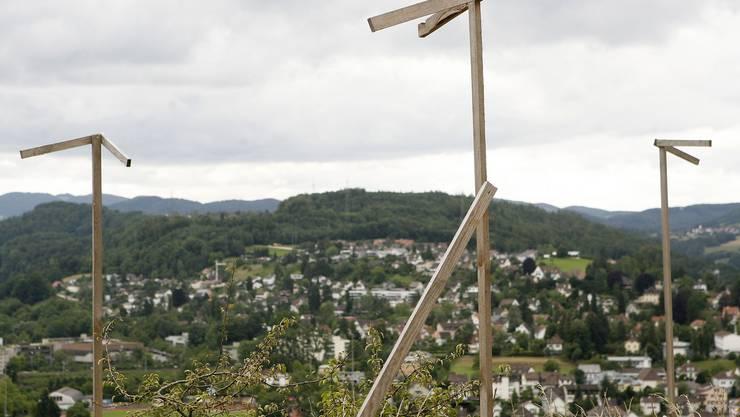Im Baselbiet – hier Liestal – wurde in den letzten Jahrzehnten überdurchschnittlich viel Kulturland zugebaut.