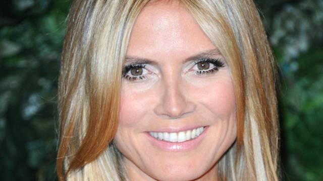 Heidi Klum beurteilt nicht mehr nur Model-Talente (Archiv)