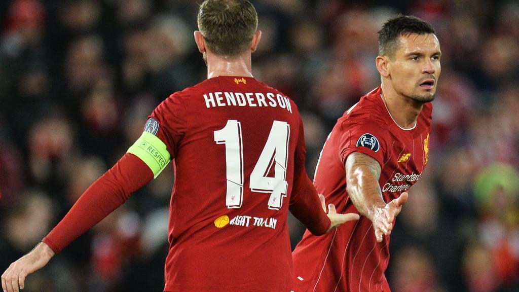 Liverpool siegt gegen Salzburg mit 0:2