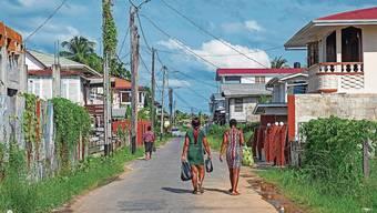 Armut und häusliche Gewalt: nur zwei der Probleme im südamerikanischen Guyana.