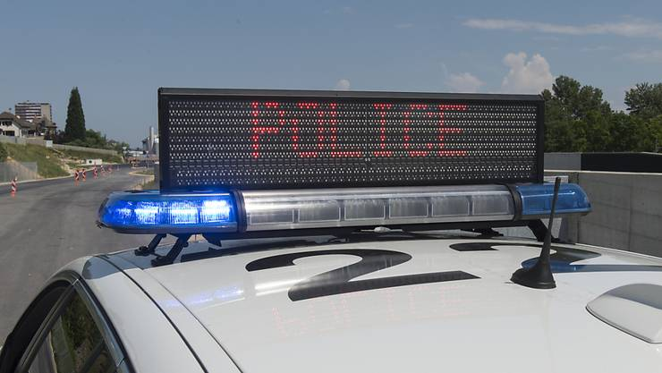 Die Neuenburger Polizei konnte den mutmasslichen Täter nach den Axt-Attacken festnehmen. (Symbolbild)