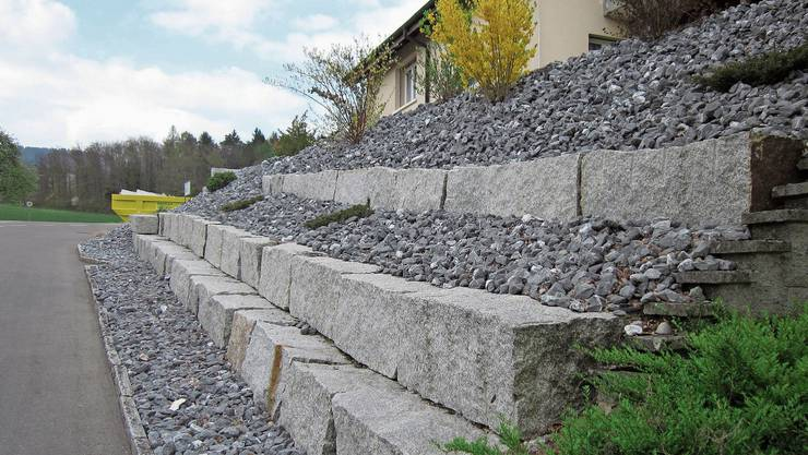 Steingarten Verboten