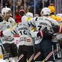Freiburg jubelt - 3:2-Sieg in Lausanne und vier Punkte Vorsprung am Playoff-Strich auf den SC Bern