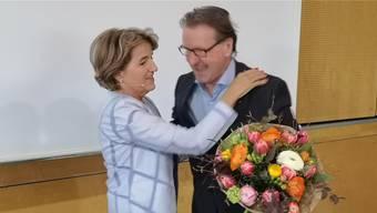 Power-Duo der Aargauer Ammänner