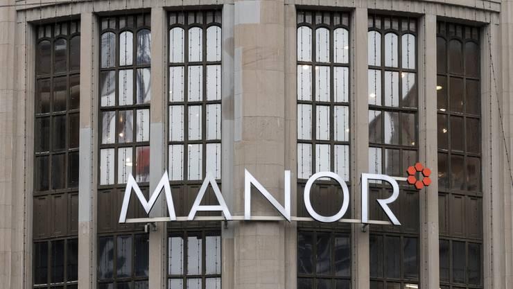 «Wir haben für das Warenhaus gekämpft», sagte Manor CEO Jérôme Gilg am Montag vor den Medien.