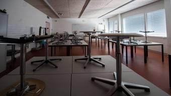 Geschlossene Schulen: Das dürfte im Kanton Zürich auch nach den Frühlingsferien so bleiben. (Symbolbild)