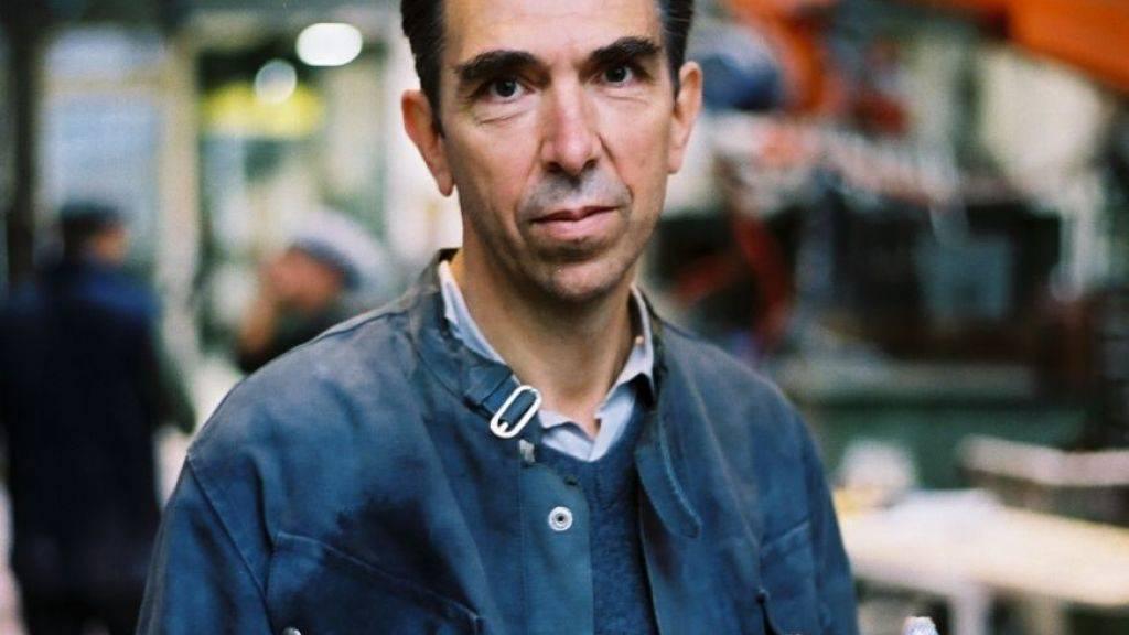 Der Kunstgiesser Felix Lehner wird von der Stadt St. Gallen mit dem Kulturpreis 2018 ausgezeichnet.