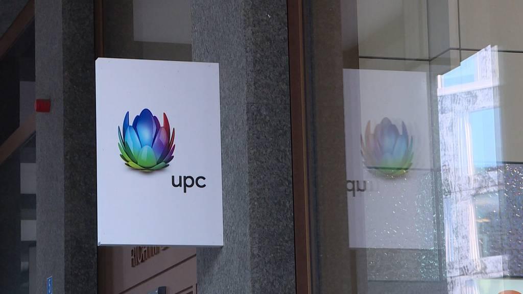UPC hat Eishockeyrechte missbraucht: 30 Millionen Franken Busse