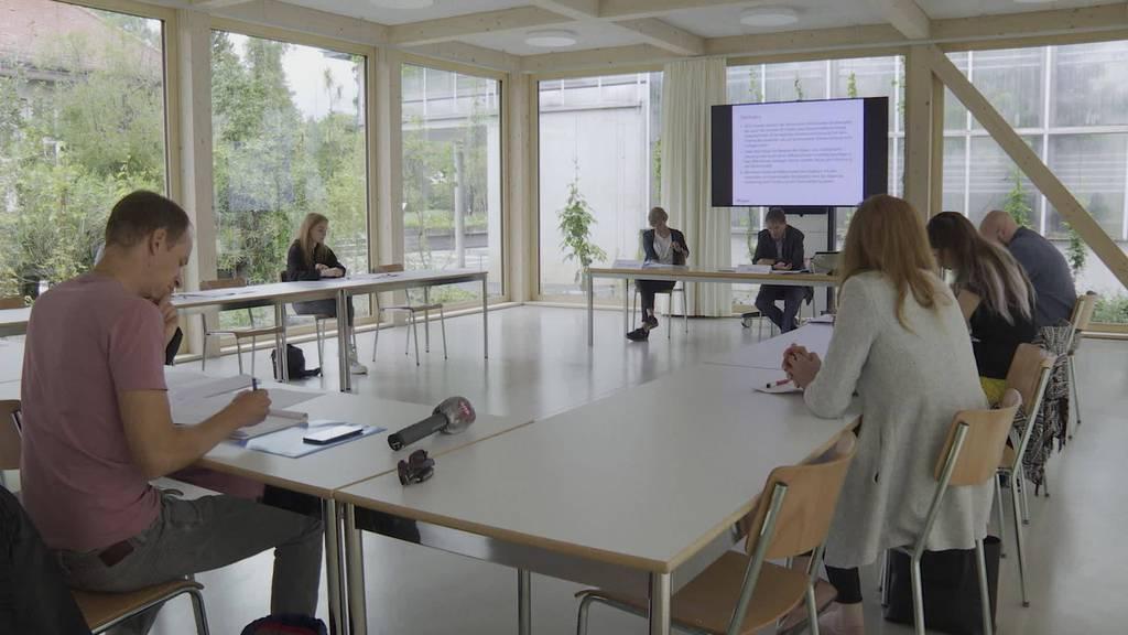 Lebensraum sichern: Stadt St.Gallen stellt Umweltkonzept vor