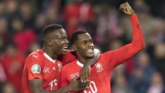 EM-Qualifikation: Schweiz - Irland