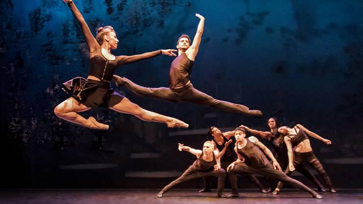 Ballet Revolucion: Pure Leidenschaft auf der Musicalbühne.