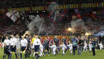 Der FC Bayern München wird zu Gast in Basel sein – wie bereits am 28. September 2010