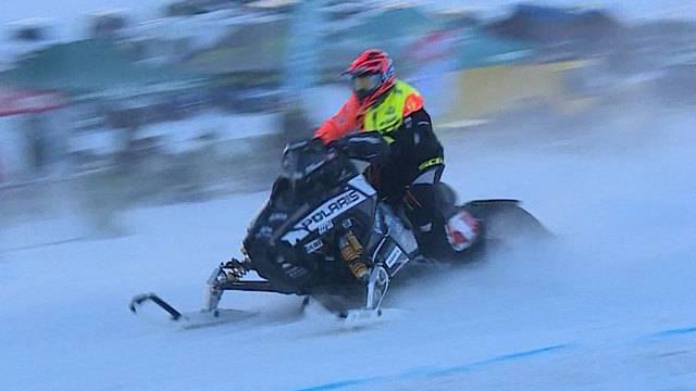 Snowcross Binzberg: PS-Spektakel in weisser Pracht