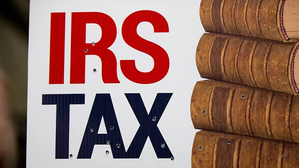 Die US-Justiz hat Anklage gegen sechs Banker aus dem Umfeld der Zürcher Privatbank Ihag erhoben. Sie sollen US-Kunden geholfen haben, Steuern in Höhe von mehr als 60 Millionen Dollar zu hinterziehen. (Archivbild)