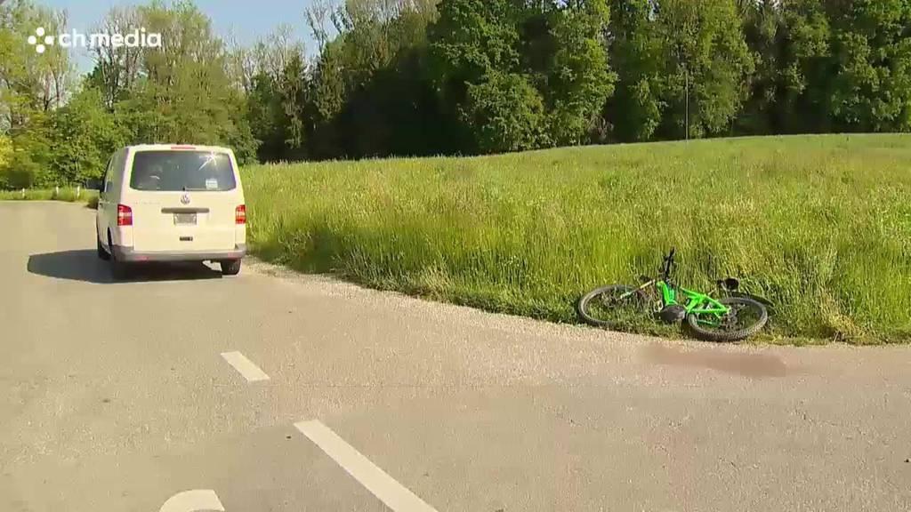 Leimbach TG: E-Bike-Fahrer tödlich verunglückt
