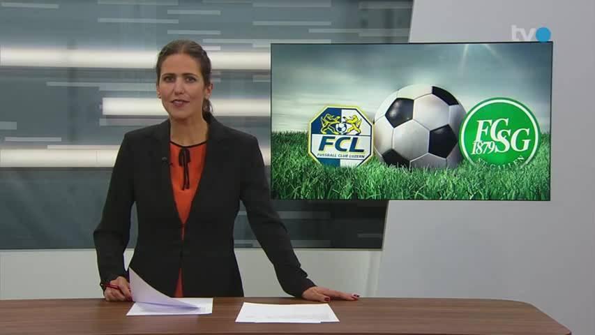 Kein Torglück: FCSG verliert 0:2 gegen Luzern