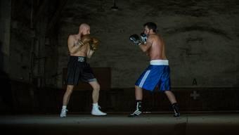 Echte Boxer spielen Boxer: «Sie haben ein ganz spezifisches Bewegungsvokabular.» Heta Multanen
