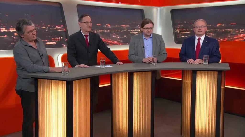 Zürcher Regierungsratswahlen 2019 (Teil 4)