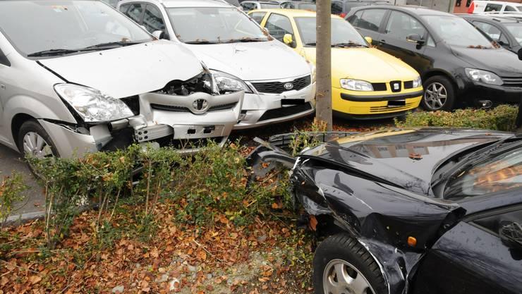 Gleich in drei Fällen wurden Fahrzeuge in Wettingen illegal entsorgt. (Symbolbild)