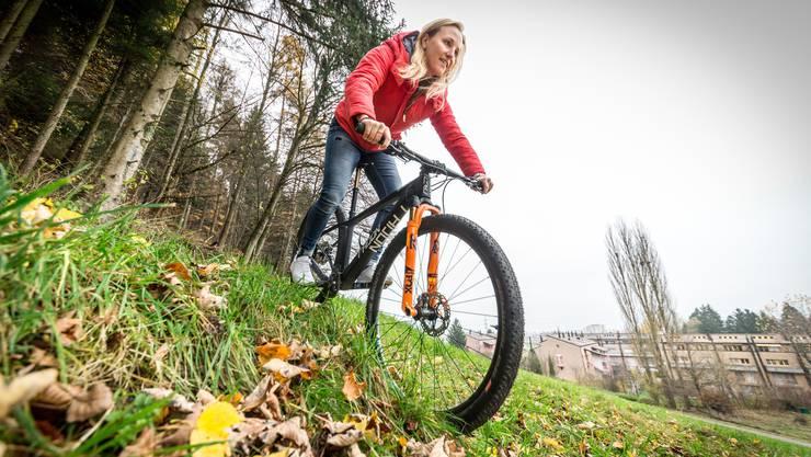 Kathrin Stirnemann will jetzt auch im Cross Country durchstarten