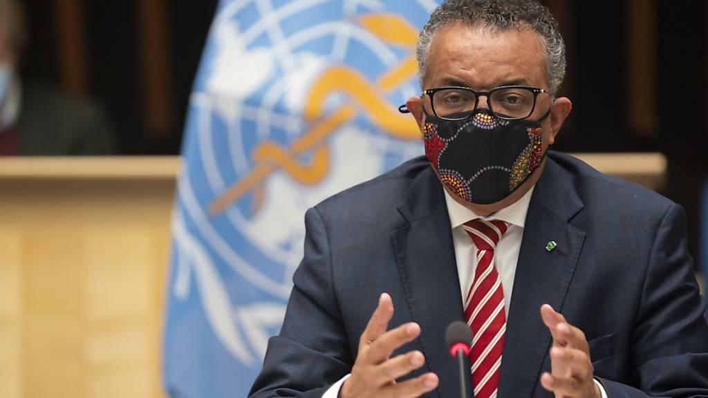WHO warnt vor Konzept der Herdenimmunität via Ansteckung