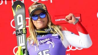 Die erst 24-jährige Lara Gut hat schon vieles gewonnen.