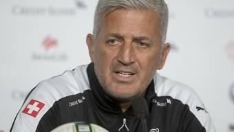 Ungarn im Fokus: der Schweizer Coach Vladimir Petkovic