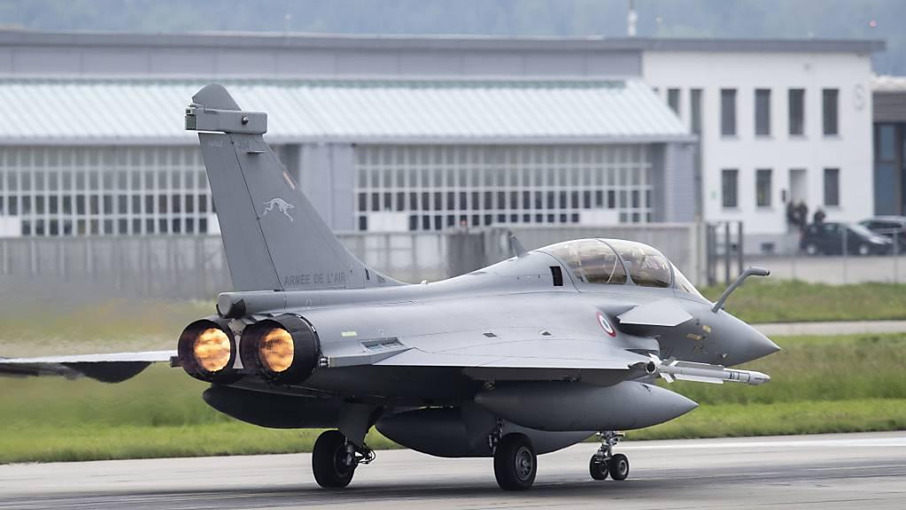 Hauptstandort für die Kampfflugzeuge der Schweizer Luftwaffe: der Militärflugplatz Payerne in der Waadt.