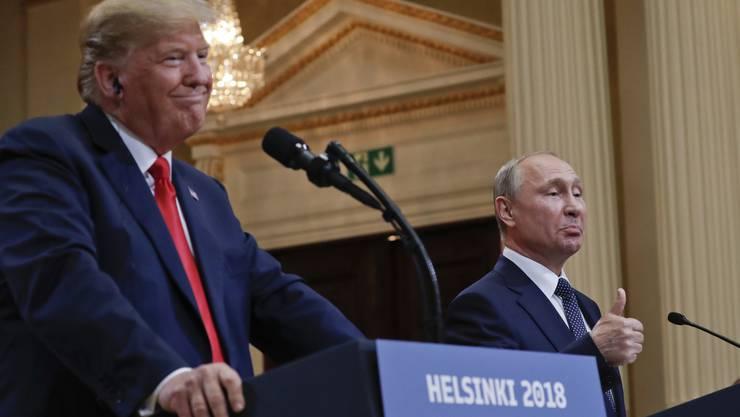Nach Erkenntnissen der US-Sicherheitsbehörden hatte sich Russland bereits massiv in den US-Präsidentschaftswahlkampf 2016 eingemischt. (Archivbild)