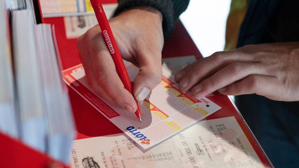 Zwei neue Lotto-Millionäre in der Schweiz