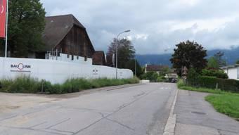 Die Sanierung der Schöngrünstrasse wurde an der Gemeindeversammlung von den Anwohnern bekämpft.