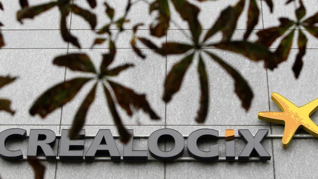 Beim Bankensoftware-Anbieter Crealogix führten hohe Entwicklungskosten zu einem Verlust.