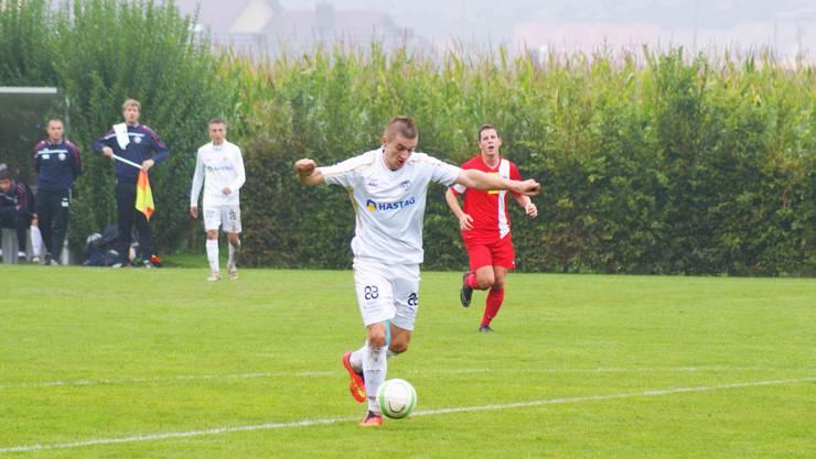 Birmensdorf-Stürmer Aleksandar Petrovic blieb wie der Rest seines Teams blass.