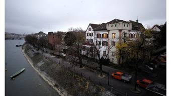Das Bürgerliche Waisenhaus Basel.