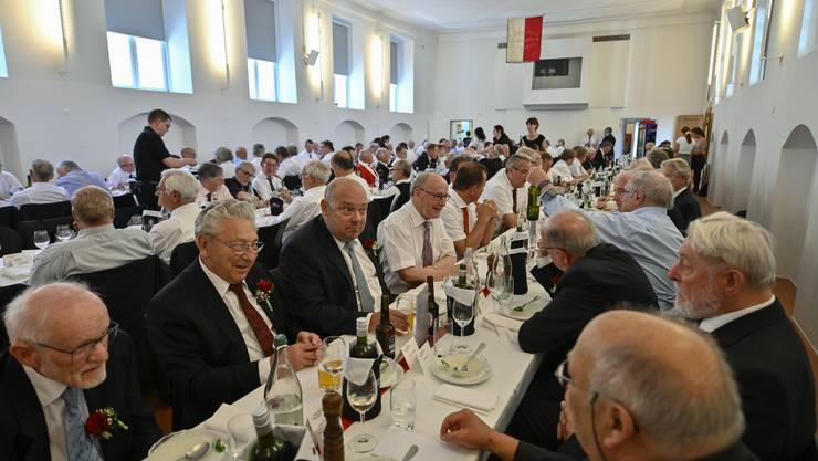 Vorstadtchilbi der Bruderschaft Sanctae Margarithae Solothurn 2019