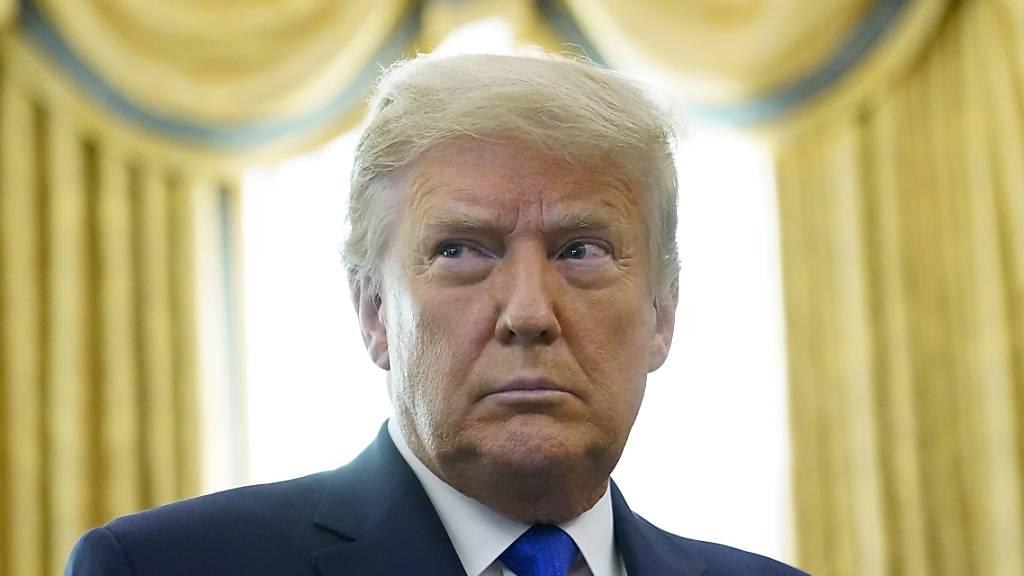 Trump-Lager setzt juristischen Kampf gegen Wahlergebnis fort